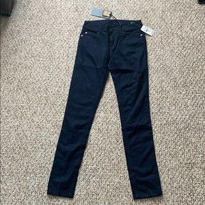 DL1961 Amanda Skinny Jeans (black)